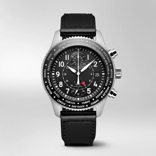 PILOT'S WATCH TIMEZONER CHRONOGRAPH IW395001