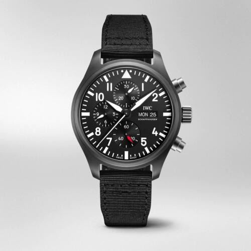 PILOT'S WATCH CHRONOGRAPH TOP GUN IW389101
