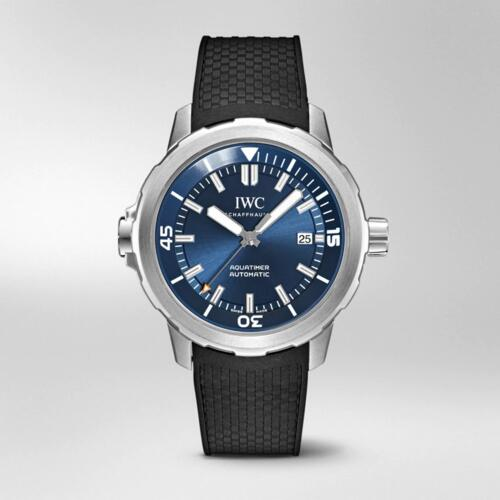 AQUATIMER AUTOMATIC EDITION «EXPEDITION JACQUES-YVES COUSTEAU» IW329005