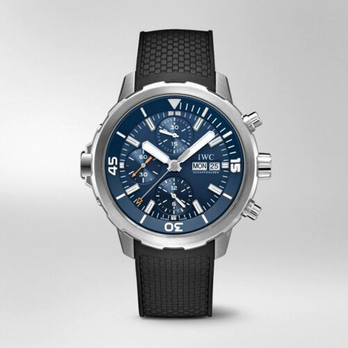 AQUATIMER CHRONOGRAPH EDITION «EXPEDITION JACQUES-YVES COUSTEAU» IW376805
