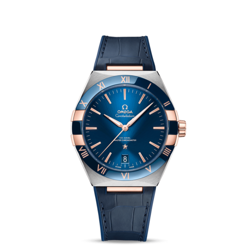CONSTELLATION OMEGA CO‑AXIAL MASTER CHRONOMETER 41 MM  131.23.41.21.03.001