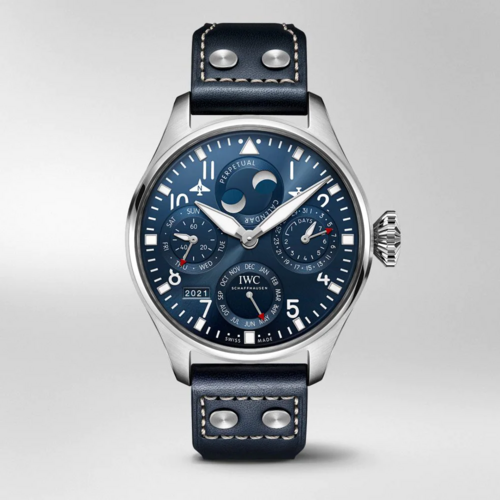 BIG PILOT'S WATCH PERPETUAL CALENDAR IW503605