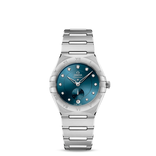 CONSTELLATION CO‑AXIAL MASTER CHRONOMETER SMALL SECONDS 34 MM  131.10.34.20.53.001