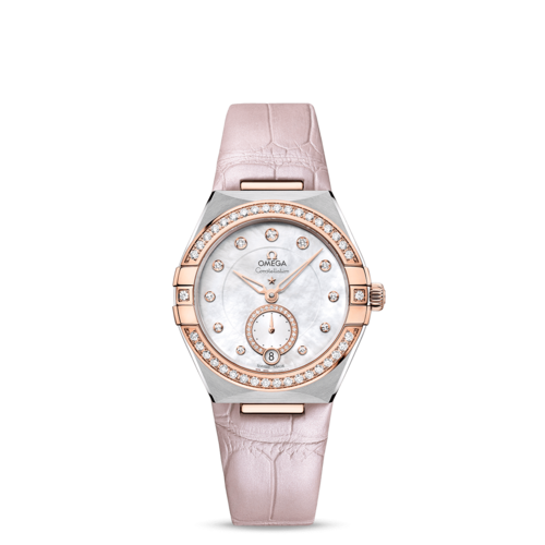 CONSTELLATION CO‑AXIAL MASTER CHRONOMETER SMALL SECONDS 34 MM 131.28.34.20.55.001