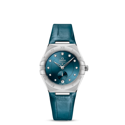 CONSTELLATION CO‑AXIAL MASTER CHRONOMETER SMALL SECONDS 34 MM 131.13.34.20.53.001