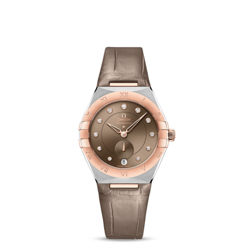 CONSTELLATION CO‑AXIAL MASTER CHRONOMETER SMALL SECONDS 34 MM 131.23.34.20.63.001