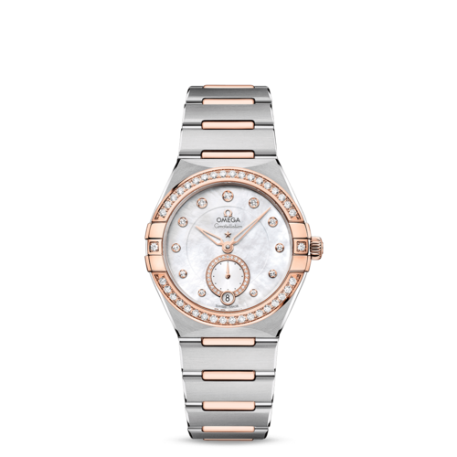 CONSTELLATION CO‑AXIAL MASTER CHRONOMETER SMALL SECONDS 34 MM  131.25.34.20.55.001