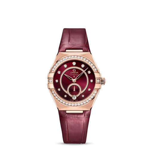 CONSTELLATION CO‑AXIAL MASTER CHRONOMETER SMALL SECONDS 34 MM 131.58.34.20.61.001