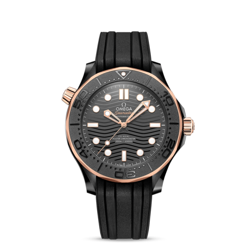 DIVER 300M CO‑AXIAL MASTER CHRONOMETER 43,5 MM 210.62.44.20.01.001