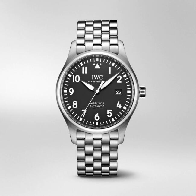 PILOT'S WATCH MARK XVIII IW327015