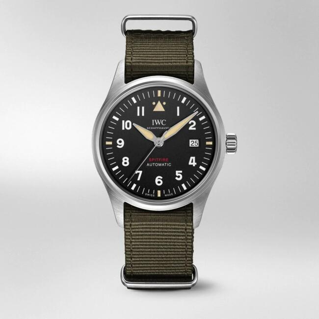 PILOT'S WATCH AUTOMATIC SPITFIRE IW326801