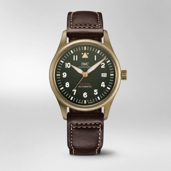 PILOT'S WATCH AUTOMATIC SPITFIRE IW326802