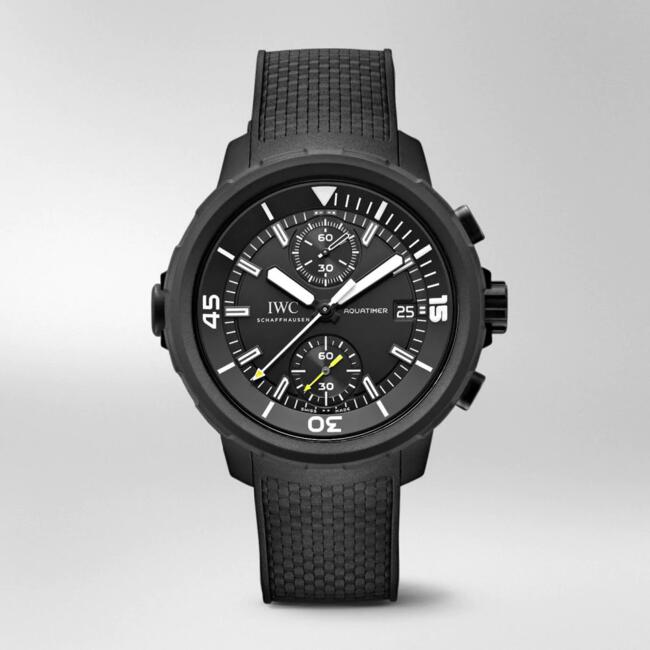 AQUATIMER CHRONOGRAPH EDITION «GALAPAGOS ISLANDS» IW379502