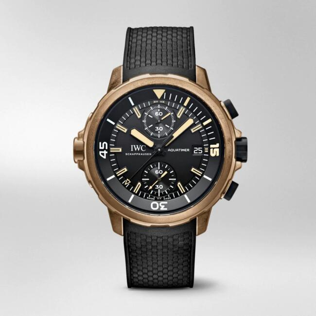 AQUATIMER CHRONOGRAPH EDITION «EXPEDITION CHARLES DARWIN» IW379503